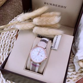 Burberry dây da - Ms: 077730