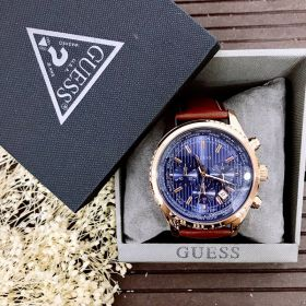Đồng hồ Guess W0500G1 Pursuit Blue Dial Men - Ms: 135400