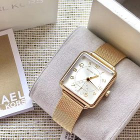 Đồng hồ Michael Kors Brenner MK3846 gold watch - Ms: 0967850