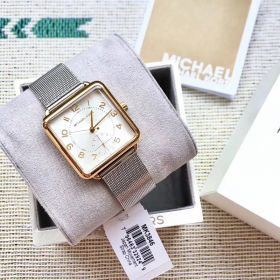 Đồng hồ Michael Kors Brenner MK3846 two tones watch - Ms: 0967850