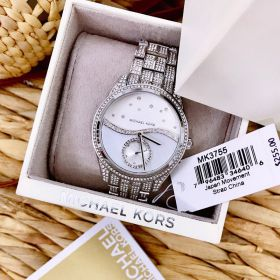 Michael Kors Lauryn Celestial Pavé Watch 38mm MK3755 - Ms: 167800