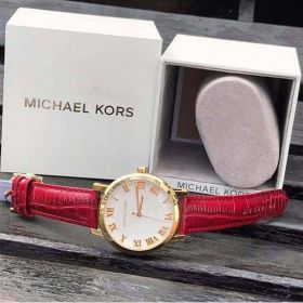 Đồng hồ Michael Kors Norie Red Watch MK2618 - Ms: 086750
