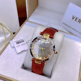 Đồng hồ VERSACE REVIVE MIRROR DIAL LEATHER - REPLICA