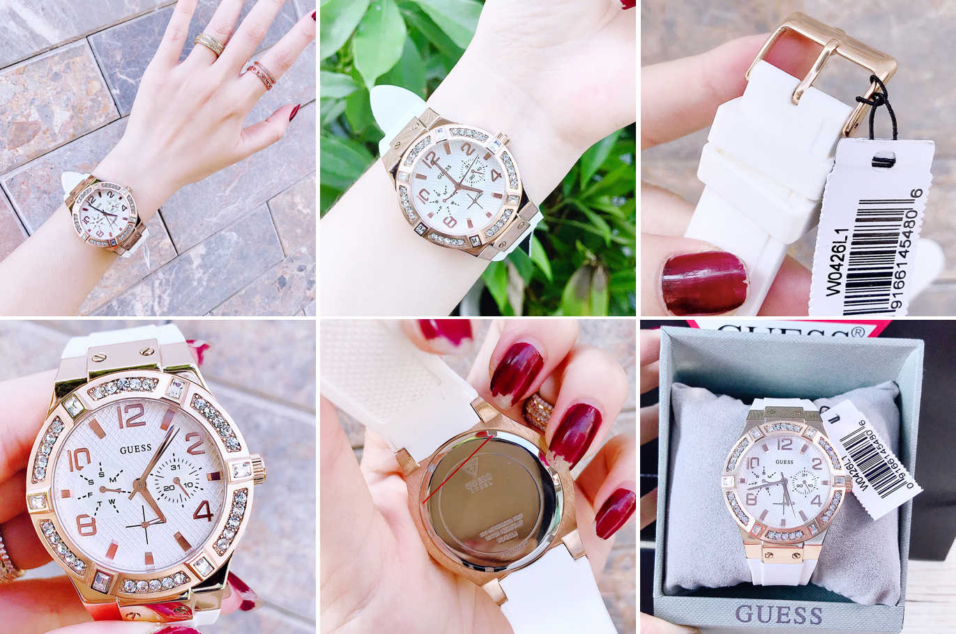 Hinh-anh-thuc-te-dong-ho-GUESS-Montre-Femme-W0426L1