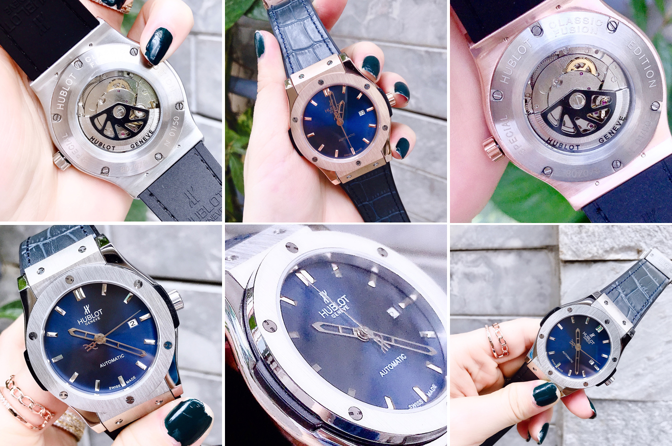 Hinh anh thuc te dong ho Rolex ms 098700