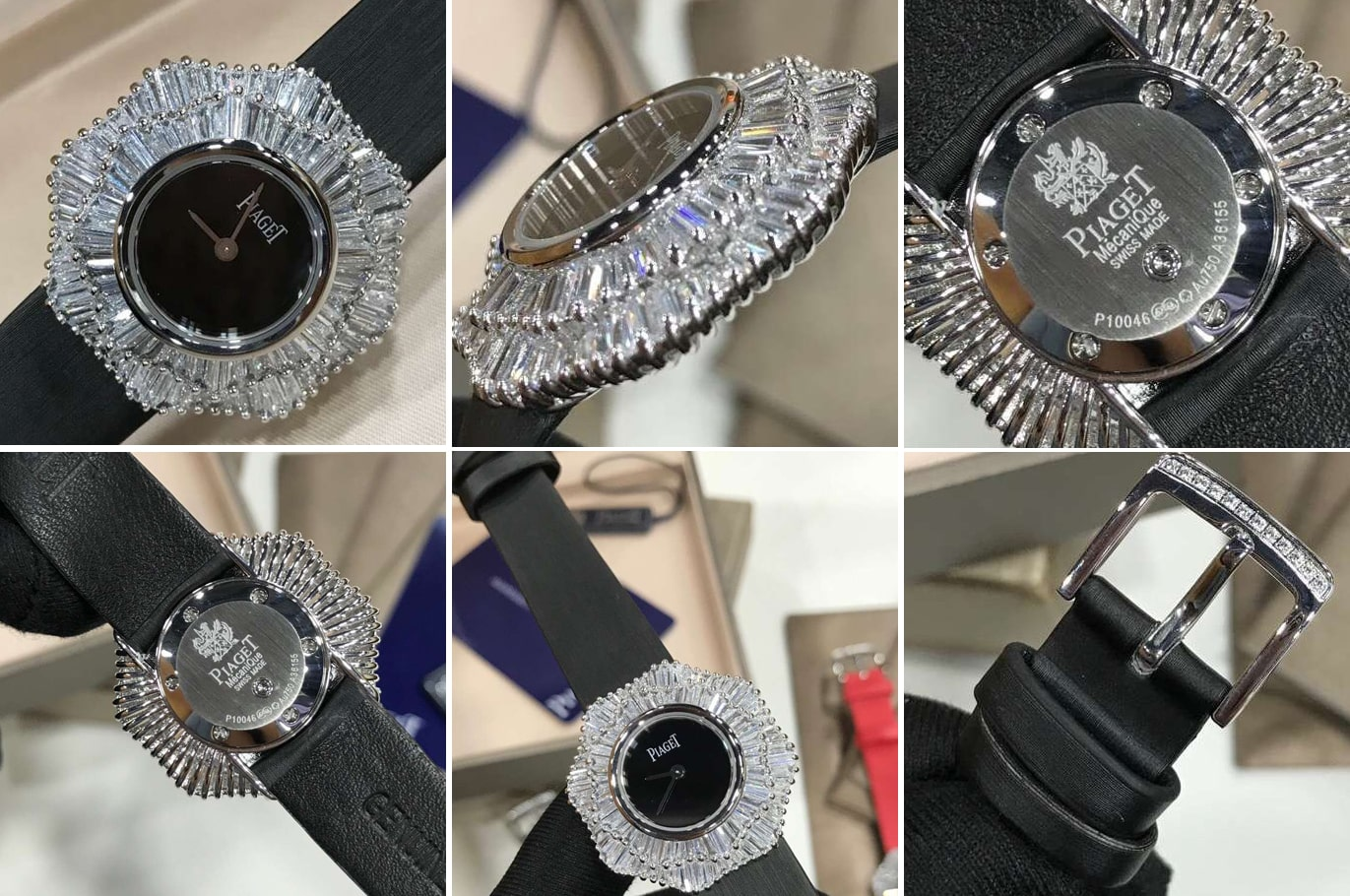 Hinh anh thuc te dong ho Piaget Limelight ms 416700