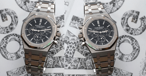Review đồng hồ Audemars Piguet Royal Oak Chronograph 41mm